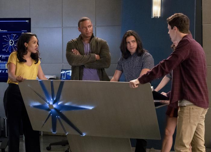 Imagen de The Flash (2014 - ?) 4x22: Think Fast