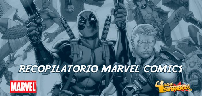 Recopilatorio Marvel Comics: anual de Cable y Deadpool