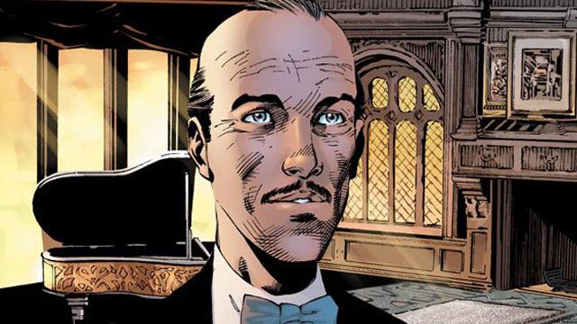 Alfred Pennyworth en los cómics de DC