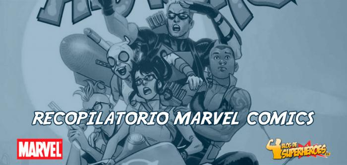 Recopilatorio Marvel Comics: anunciado West Coast Avengers