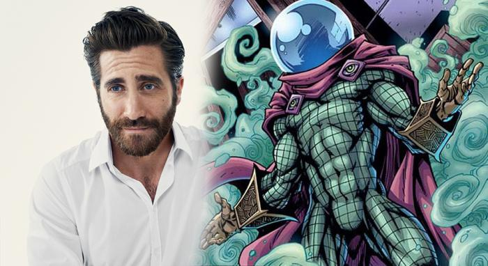 Jake Gyllenhaal en conversaciones para interpreta al villano de Spider-Man: Homecoming 2 (2019)