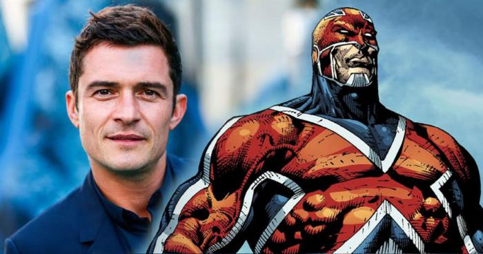 Orlando Bloom se interesa por Captain Britain