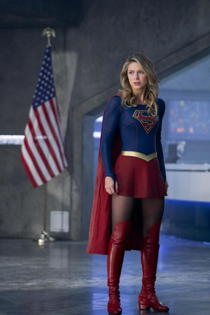 Imagen de Supergirl (2015 - ?) 3x22: Make It Reign
