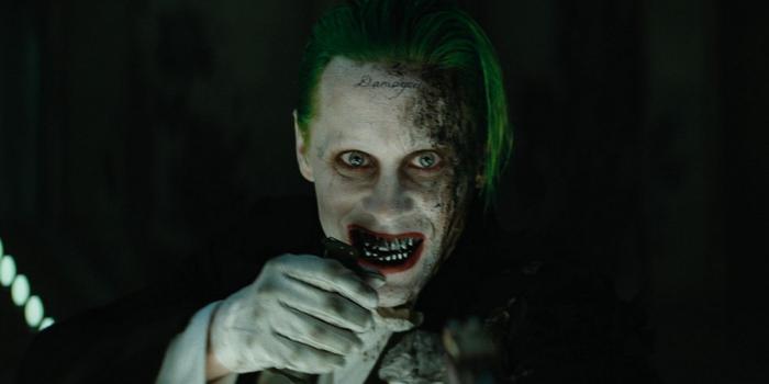 Imagen del Joker en Escuadrón Suicida (2016)