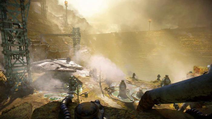 Imagen del contenido de la Temporada de Han Solo para Star Wars Battlefron II (2018)