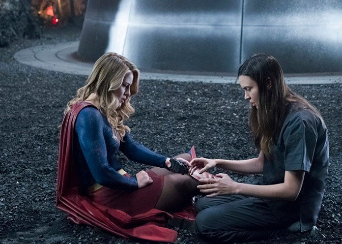 Imagen de Supergirl (2015 - ?) 3x23: Battles Lost and Won