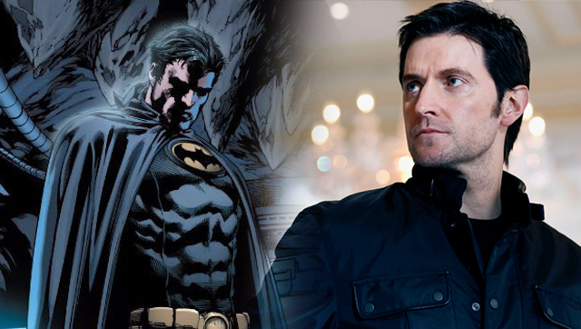 Richard Armitage tuvo conversaciones para interpretar a Batman