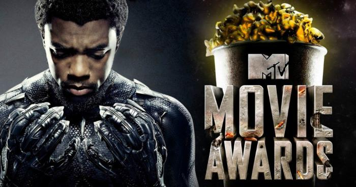 Black Panther gran ganadora en los MTV Movie and TV Awards 2018