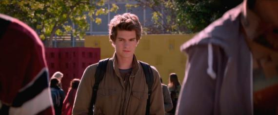 Captura del trailer para Australia de The Amazing Spider-Man (2012)