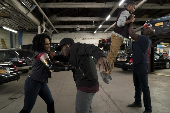 Imagen del episodio Luke Cage 2x07: On and On