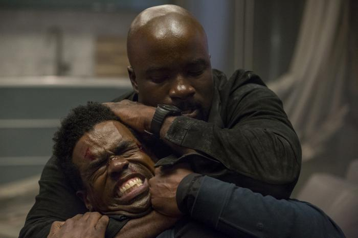 Imagen del episodio Luke Cage 2x12: Can't Front on Me