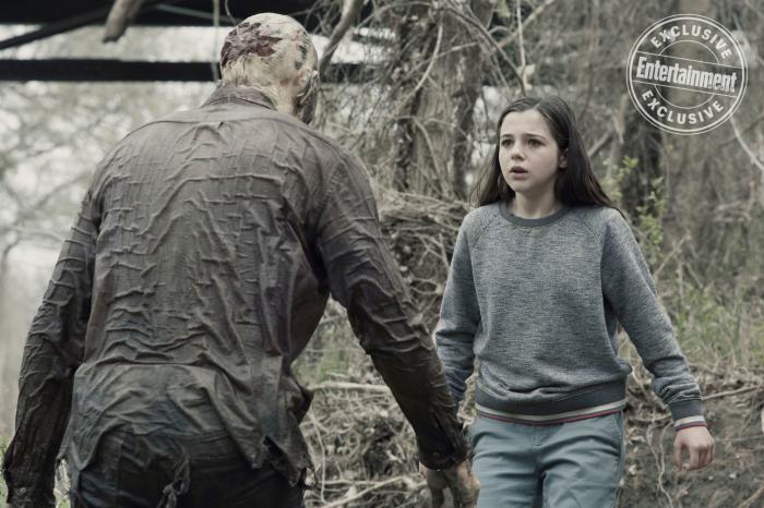 Imagen de la segunda mitad de la cuarta temporada de Fear The Walking Dead (2018)
