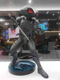 Figura DC Collectibles de Black Manta de la película Aquaman (2018)