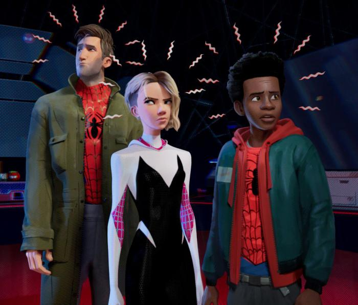 Imagen de Spider-Man: Into The Spider-Verse (2018)