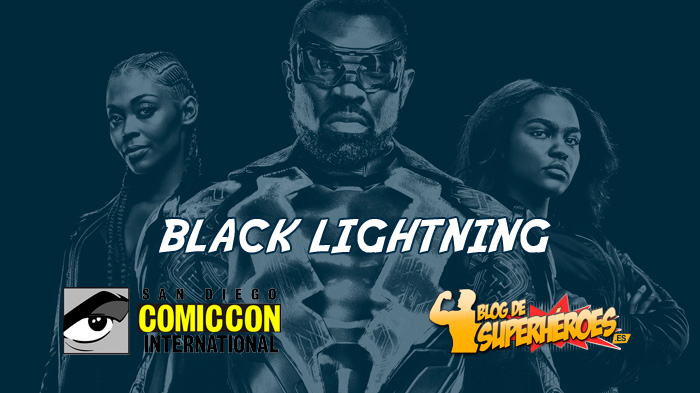 Panel San Diego Comic Con: Black Lightning