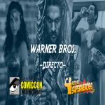 [SDCC18] [Cine] Panel Warner Bros.: Wonder Woman 1984, Shazam y Aquaman