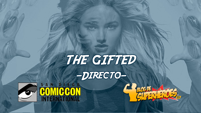 Panel de la segunda temporada de The Gifted