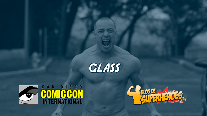 [SDCC18] [Cine] Primer trailer y póster de Glass