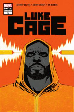 Portada del cómic digital Luke Cage #1