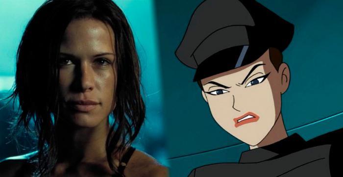 Rhona Mitra será Mercy Graves en la cuarta temporada de Supergirl