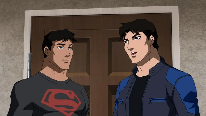 Imagen de Young Justice: Outsiders