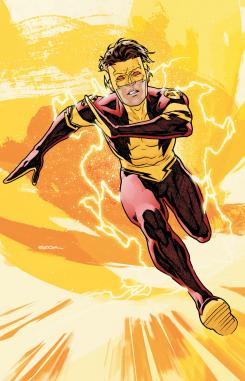 kid flash 52