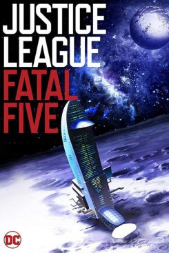 Póster de Justice League: Fatal Five