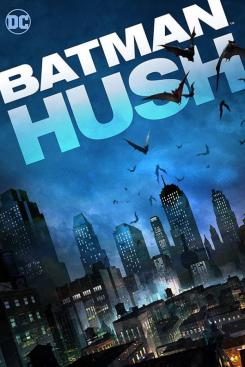 Póster de Batman Hush (2019)