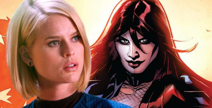 Alice Eve es Typhoid Mary en la segunda temporada de Iron Fist