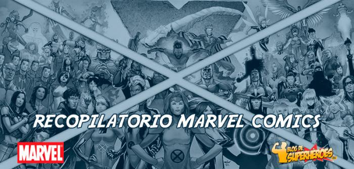 Recopilatorio Marvel Comics: X-Men Disassembled