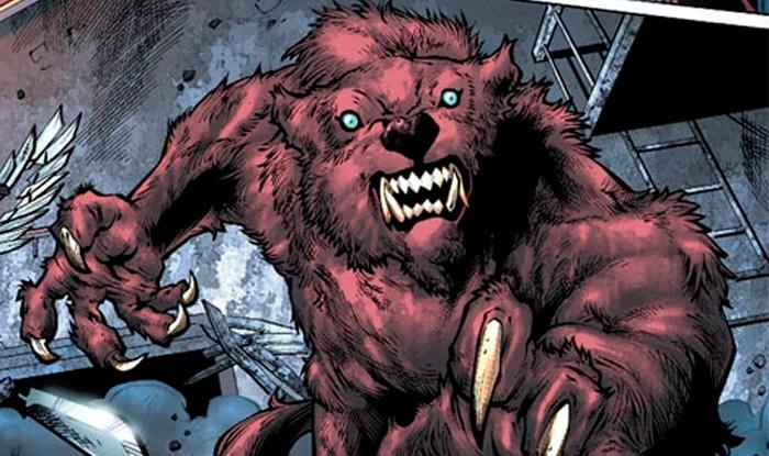 Imagen de Coyote en los cómics DC