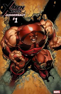 X-Men: Black - Juggernaut