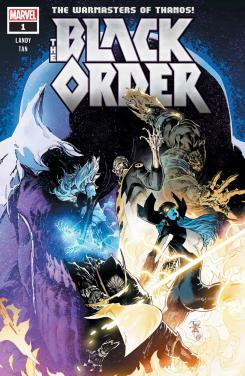 Imagen de Black Order #1