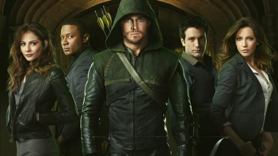 Walpaper de Arrow