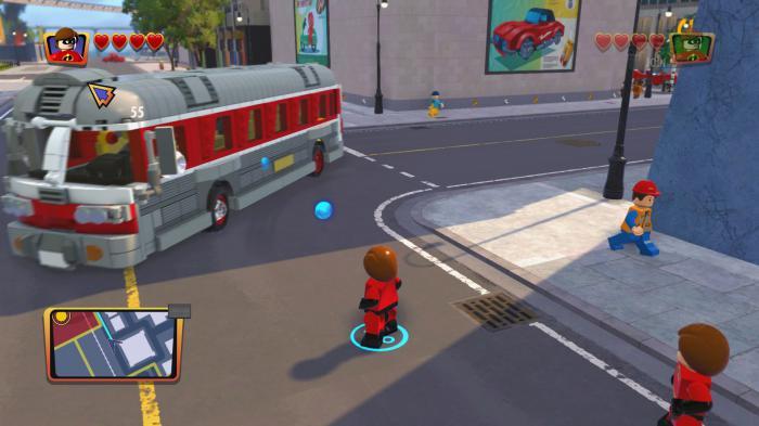 Imagen de LEGO Los Increíbles (2018)