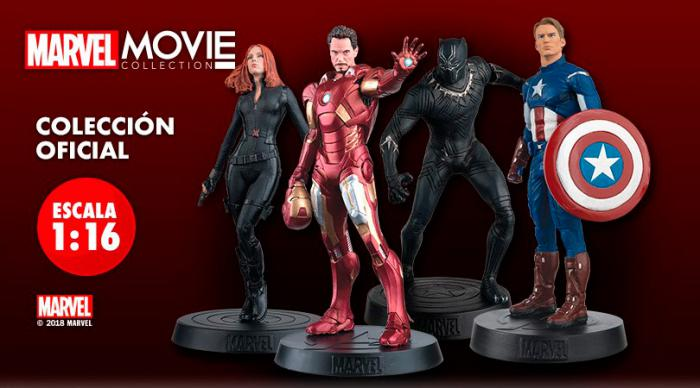 [Reportajes] Unboxing de la Marvel Movie Collection: las figuras de las películas Marvel