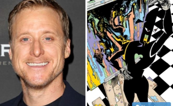 Alan Tudyk será el villano Mr. Nobody en Doom Patrol