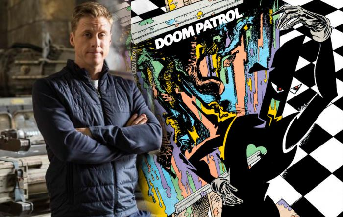 Alan Tudyk es Mr. Nobody en Doom Patrol