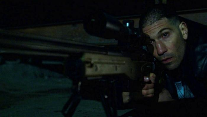 Imagen de The Punisher 1x01: 3 AM