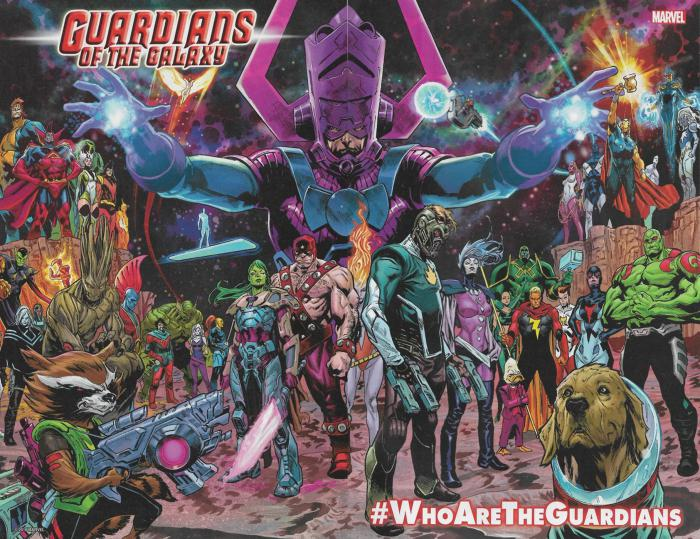 Teaser imagen, Who are the Guardians