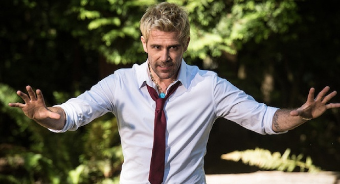 Imagen de John Constantine en la cuarta temporada de Legends of Tomorrow