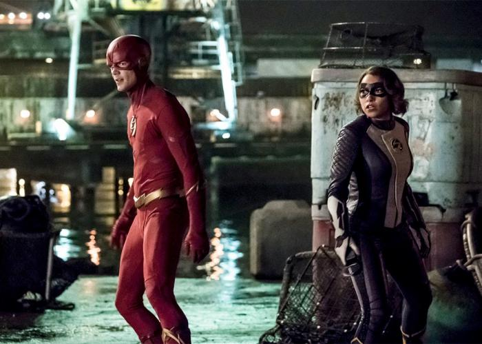 Imagen de la quinta temporada de The Flash