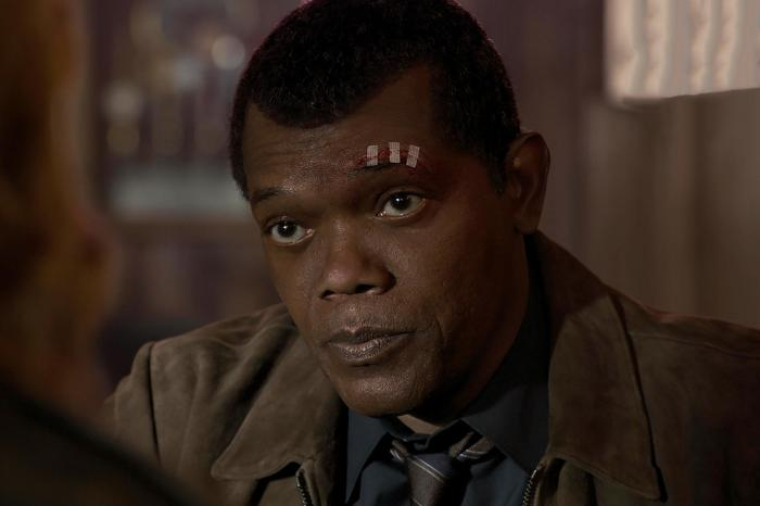 Imagen de Nick Fury en Capitana Marvel / Captain Marvel (2019)