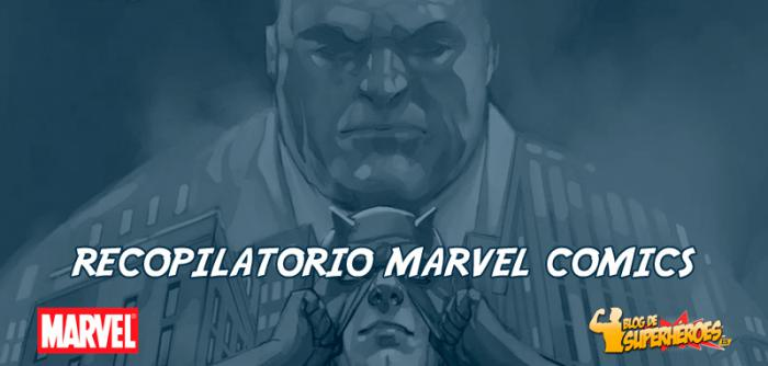 Recopilatorio Marvel Cómics: arco Death of Daredevil