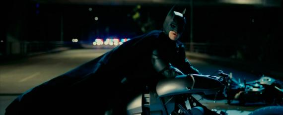 Captura del trailer mostrado en los MTV Award de The Dark Knight Rises (2012)