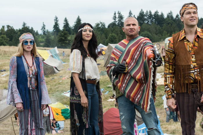 Imagen de Legends of Tomorrow (2014 - ?) 4x01: The Virgin Gary
