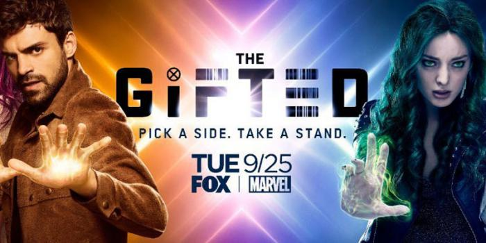 The Gifted, banner de la 2ª temporada.