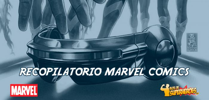 Recopilatorio Marvel Cómics: Robert Liefeld trabaja en un gran crossover de X-Men, retraso del final de Extermination y regreso de David Finch
