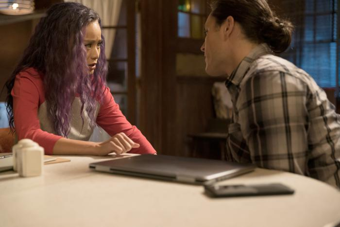 Imagen de The Gifted 2×03: coMplications