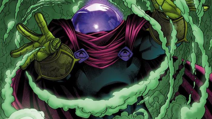 Mysterio/Misterio en los cómics de Spider-Man